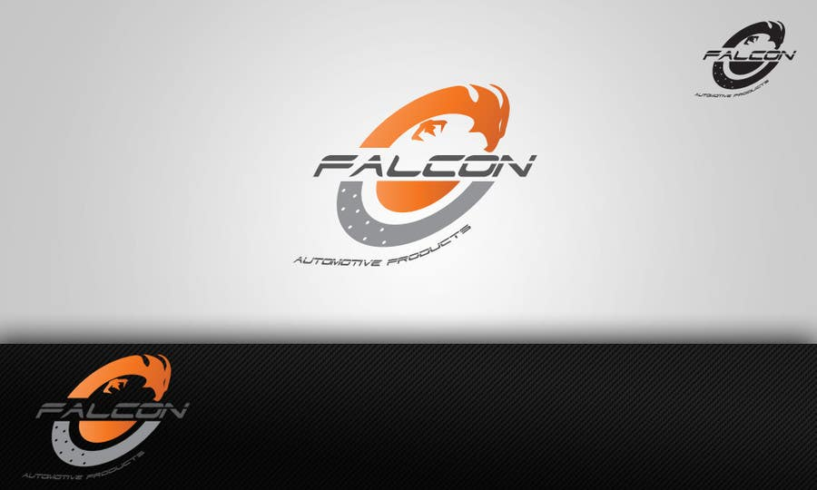 #155 for Design a Logo for a product range in automotive parts by Ricardo001