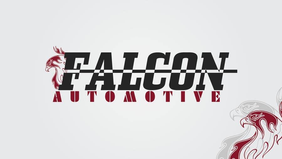 Kilpailutyö #195 kilpailussa Design a Logo for a product range in automotive parts