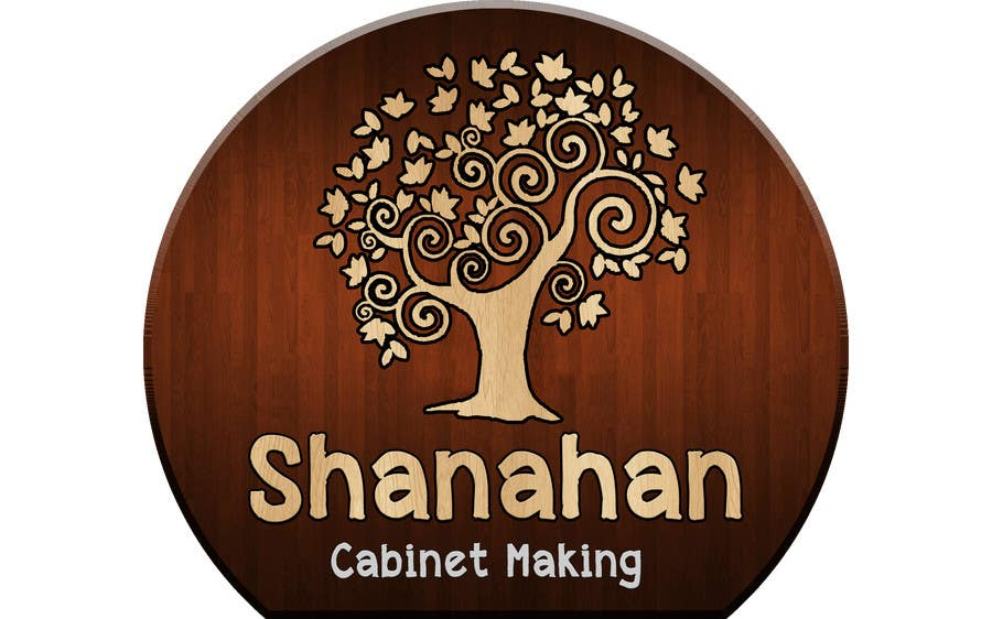 Contest Entry #16 for Design a Logo for Shanahan Cabinet Making
