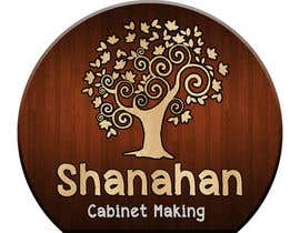 #16 cho Design a Logo for Shanahan Cabinet Making bởi ClauSEWL
