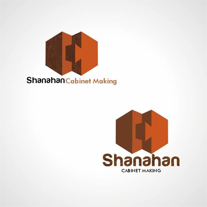 Bài tham dự cuộc thi #8 cho Design a Logo for Shanahan Cabinet Making
