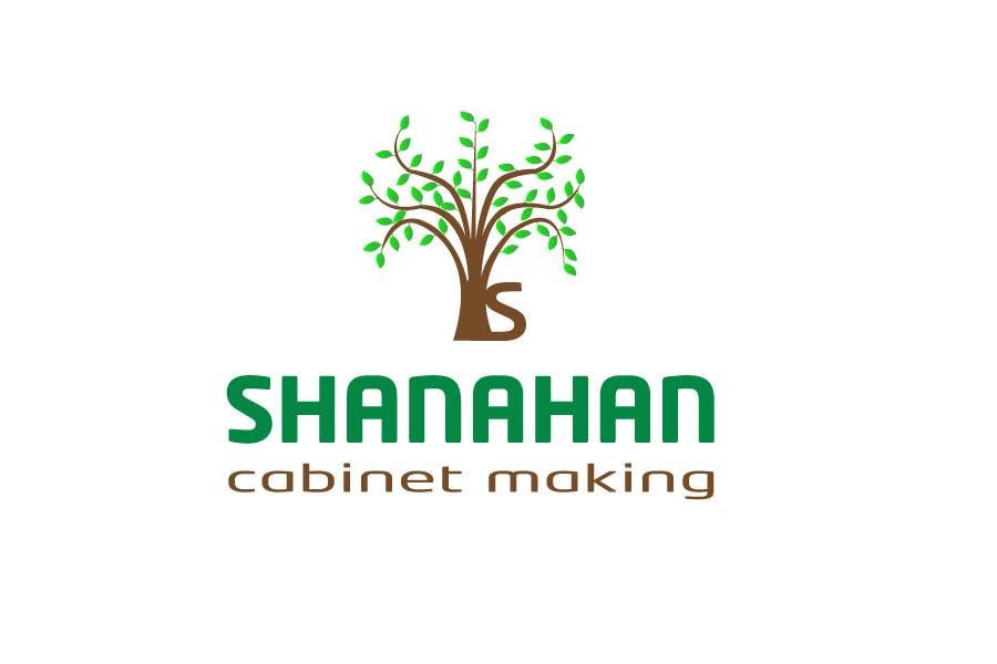 Bài tham dự cuộc thi #12 cho Design a Logo for Shanahan Cabinet Making