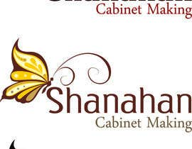 #21 for Design a Logo for Shanahan Cabinet Making by karifuentes55