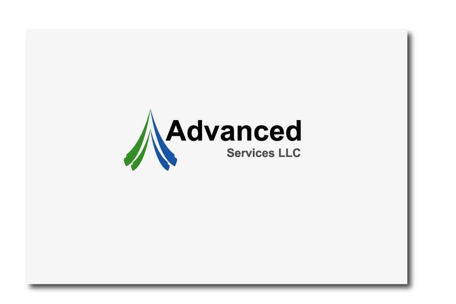 #19 for Design a Logo for Advanced Services LLC by won7