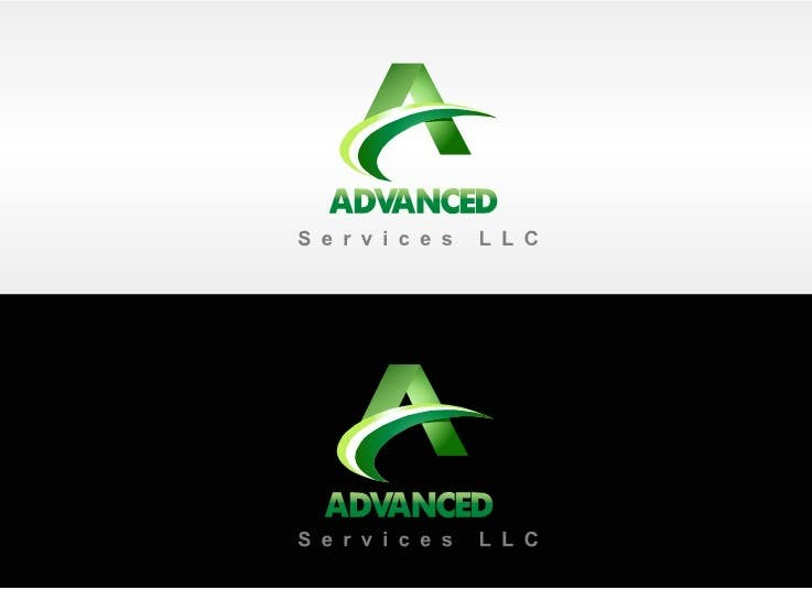 #25 for Design a Logo for Advanced Services LLC by anish11k