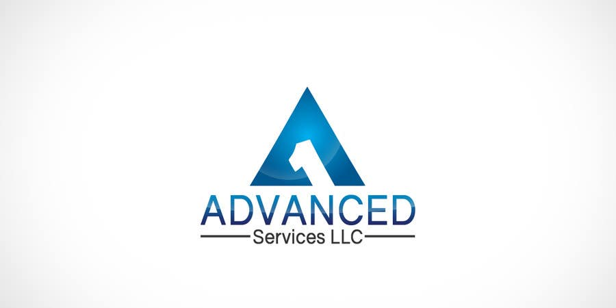 #10 for Design a Logo for Advanced Services LLC by Psynsation