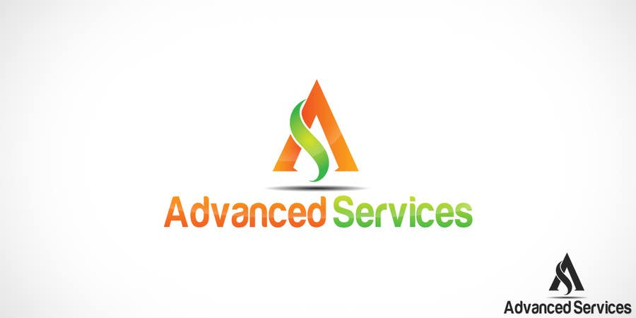 #40 for Design a Logo for Advanced Services LLC by Psynsation