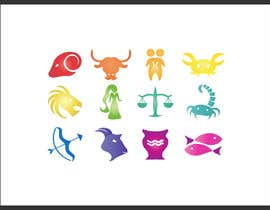 mirceabaciu tarafından Horoscope signs vector illustration needed için no 2