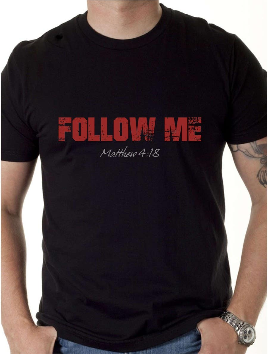 Shirt design needed -  8 Text Only T Shirt Design Needed For Christian Online Business Adstyling