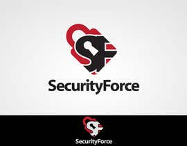 #53 para Logo Design for Security Force de MladenDjukic
