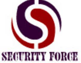 #131 pentru Logo Design for Security Force de către sweetooth