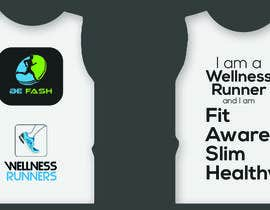 hzstrooper tarafından Design  Branding For A Running Vest için no 1