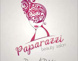 #7 untuk Design an external sign for a beauty salon oleh GabrielaNastase