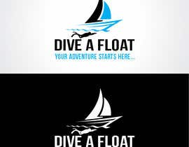 #51 cho Logo Design for Diveafloat. bởi thecooldesigner