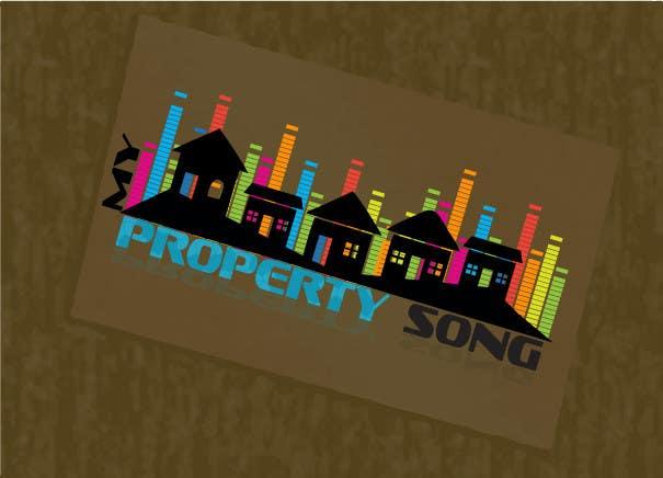 Contest Entry #                                        454                                      for                                         Logo Design for PropertySong.com or MyPropertySong.com