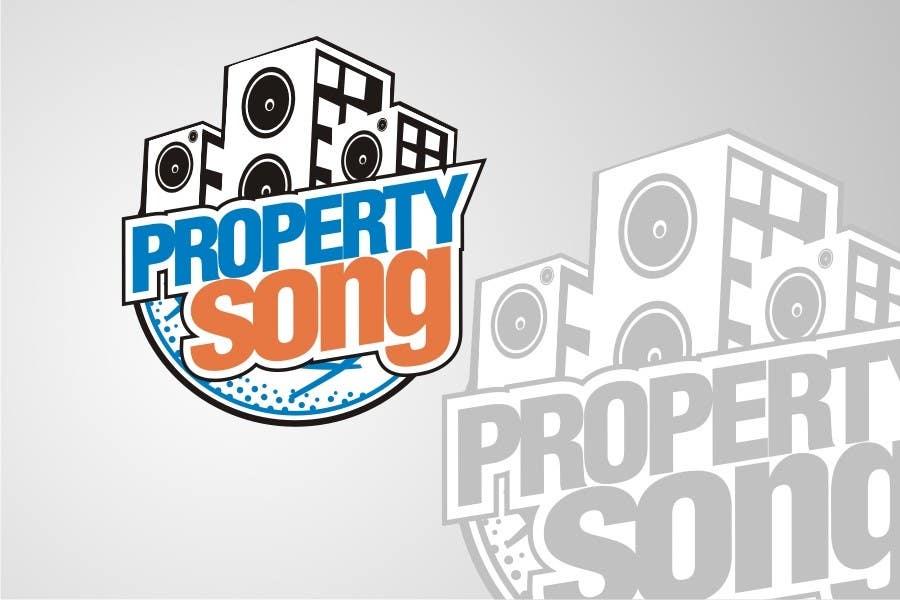 Конкурсная заявка №383 для Logo Design for PropertySong.com or MyPropertySong.com