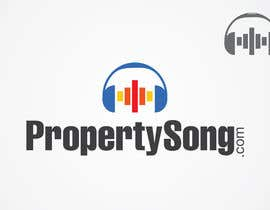 #381 for Logo Design for PropertySong.com or MyPropertySong.com af ulogo