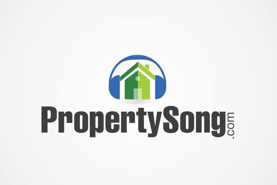 Contest Entry #                                        380                                      for                                         Logo Design for PropertySong.com or MyPropertySong.com
