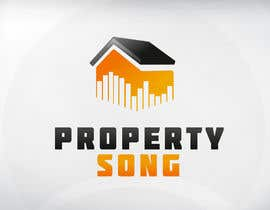 #414 for Logo Design for PropertySong.com or MyPropertySong.com af AveyoDesigns