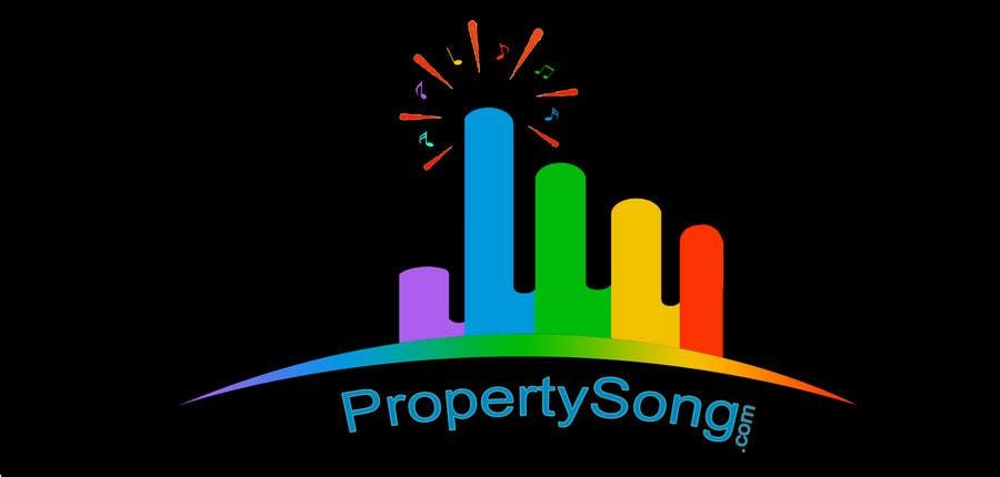 Contest Entry #                                        471                                      for                                         Logo Design for PropertySong.com or MyPropertySong.com