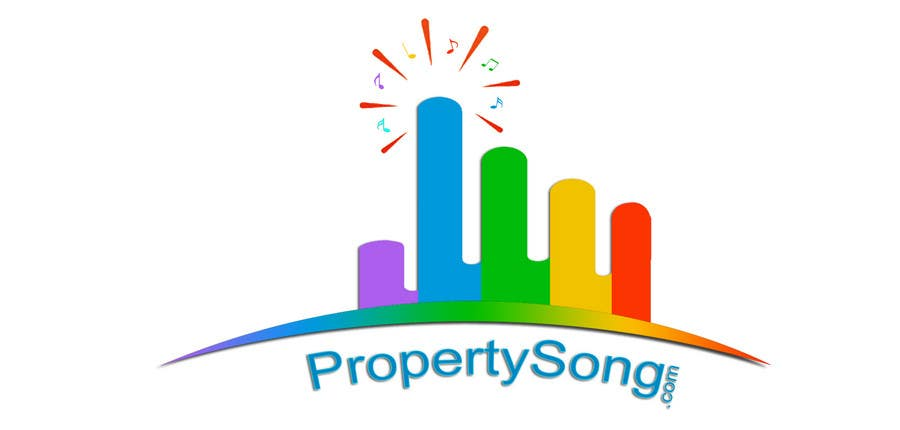 Конкурсная заявка №470 для Logo Design for PropertySong.com or MyPropertySong.com