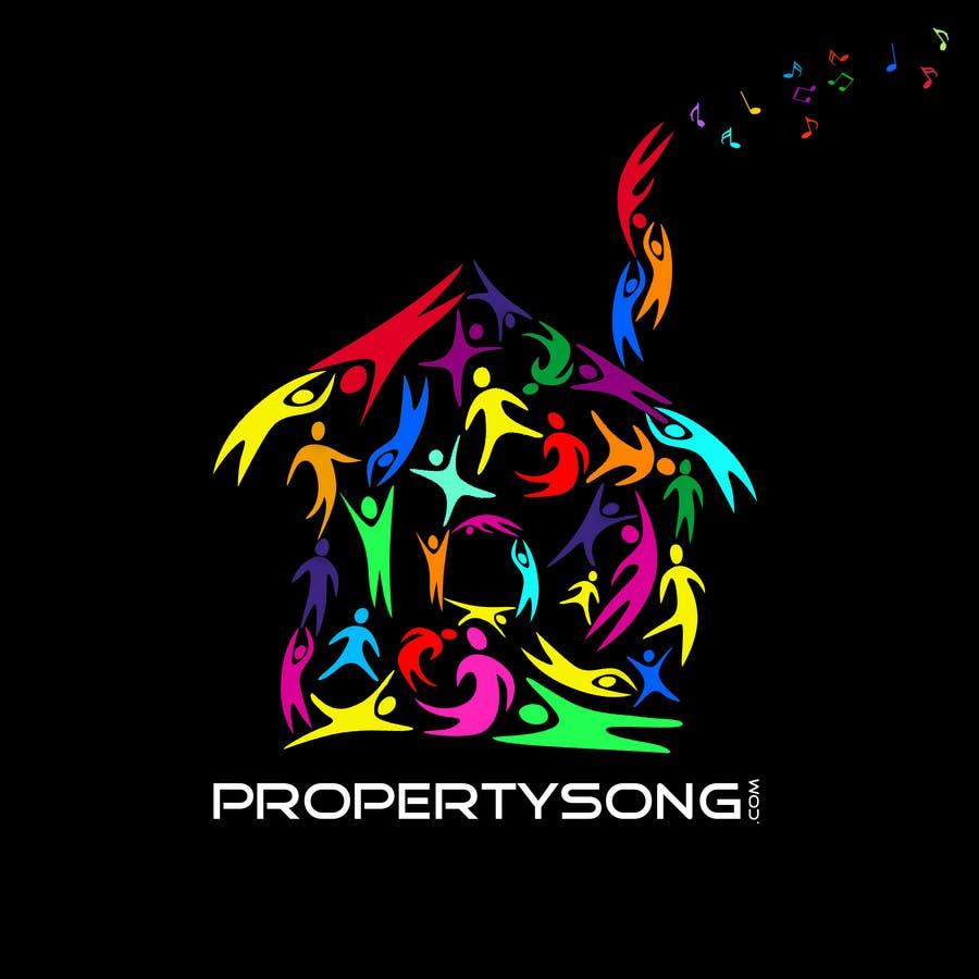Contest Entry #                                        488                                      for                                         Logo Design for PropertySong.com or MyPropertySong.com