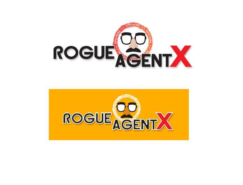Конкурсная заявка №                                        75                                      для                                         Graphic Design for Rogue Agent X Logo Improvement