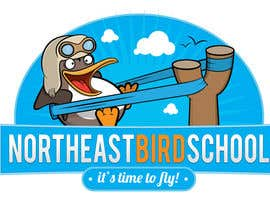 #38 cho Logo Design for Northeast Bird School bởi marcoartdesign