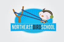Graphic Design Inscrição do Concurso Nº6 para Logo Design for Northeast Bird School