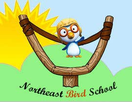 #25 для Logo Design for Northeast Bird School от stylishweb