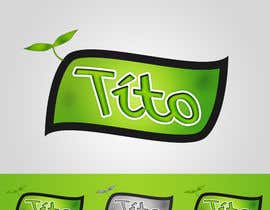 nº 94 pour Design a Logo for a new Brand: tito par Steph900