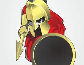 #120 for Logo design Warrior-Spartan-Gladiator-Gambler by soput