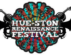 #9 for Design a Logo for The HUE-STON RENAISSANCE FESTIVAL af matiasdemti