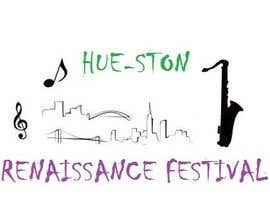 #13 for Design a Logo for The HUE-STON RENAISSANCE FESTIVAL af erikamerli