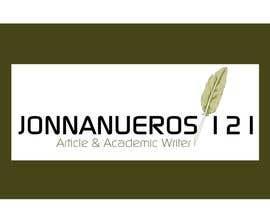nº 34 pour Design a Logo for JonnaNueros121 par ELNADEJAGER