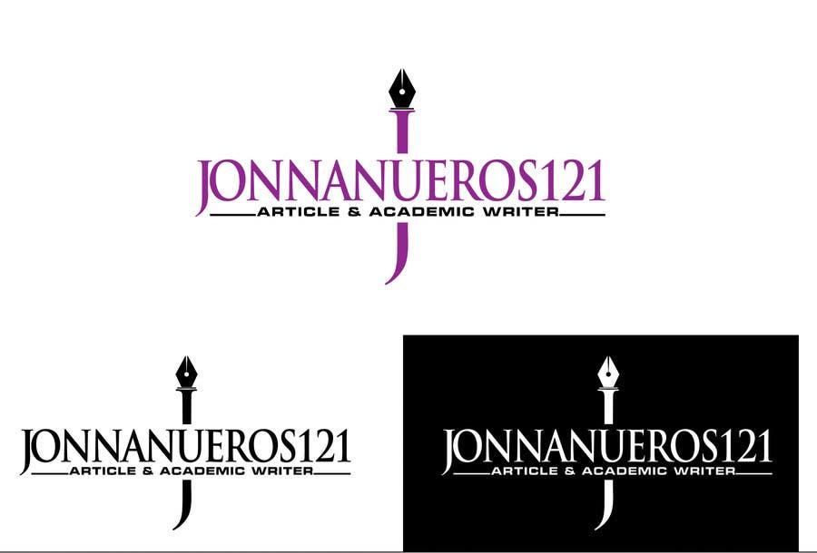 Inscrição nº 9 do Concurso para Design a Logo for JonnaNueros121