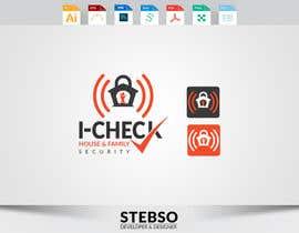 #49 para Design a Logo for a System for House & Family Security de stebso