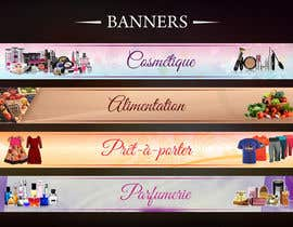 #3 for Conception of 7 banners for 200$ by arslanizaya