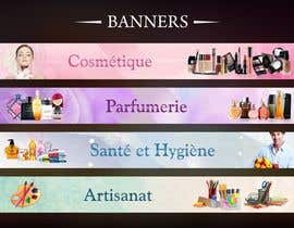 #25 for Conception of 7 banners for 200$ by arslanizaya