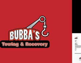 #2 para Towing Company Logo - BUBBA'S TOWING por ctate