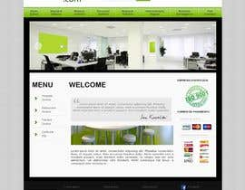 #26 for Single Page WebSite Template by k3dz