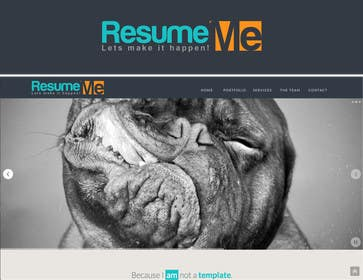 #111 for Logo and Business Card for Resume:Me by pkapil