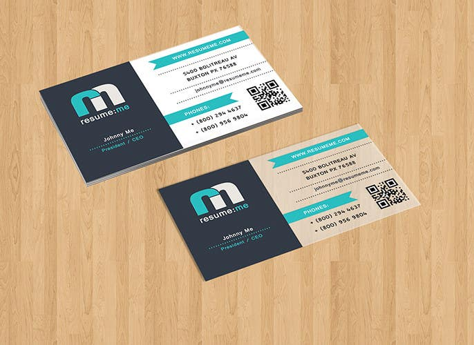 #153 for Logo and Business Card for Resume:Me by sa37