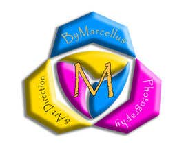 #69 for design a logo for ByMarcellus photography and art direction by mufarizi08