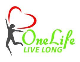 #14 untuk Design a Logo for a custom supplement brand: OneLife Supplements- TagLine Live Long oleh kromekz