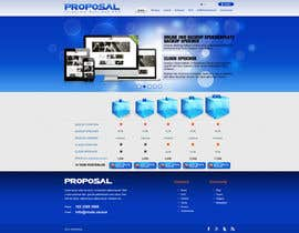 nº 4 pour Website Design - 1st Part par designBox16