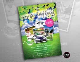 """Nro 9 kilpailuun Design a Corporate """"Photo  Competition"""" Flyer käyttäjältä elizewatkins"""