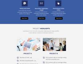 #29 para Newsletter design por Yogendranegi
