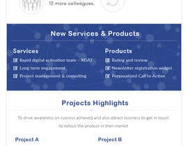 #9 para Newsletter design por jituchoudhary