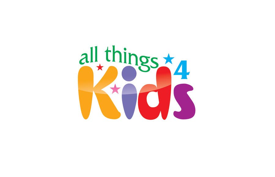 #5 for Design a Logo for Children products by ajdezignz